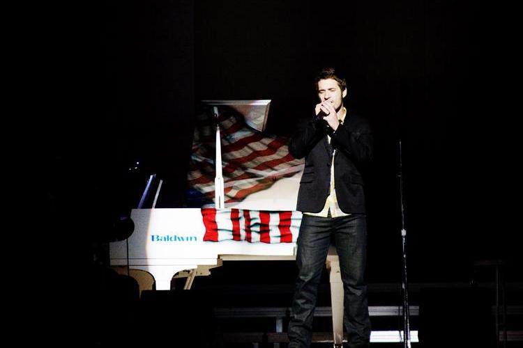 America Sings and Luke Menard