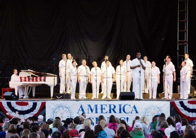 US Navy Sea Chanters