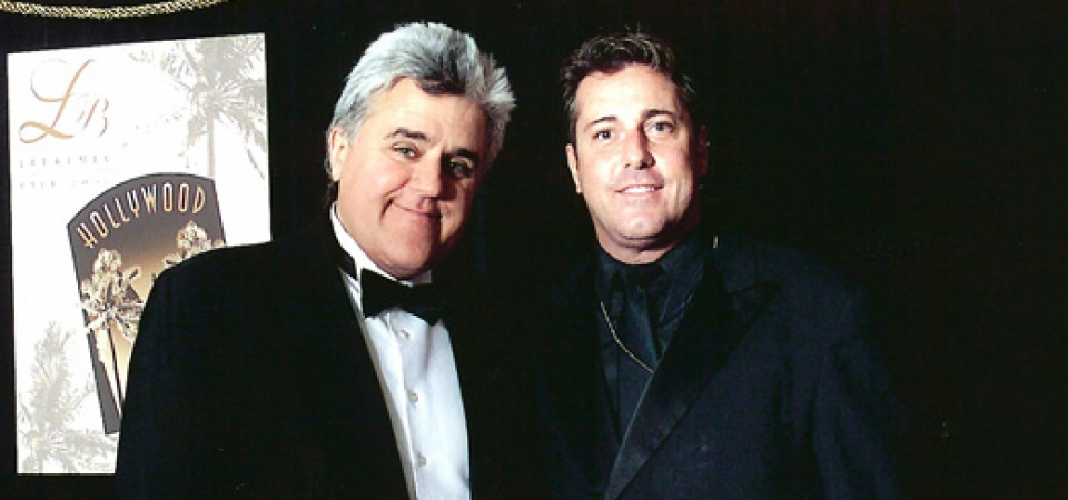Jay Leno & Thomas Cook